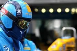 Mecánico de equipo Renault