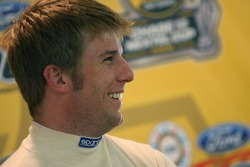 Press conference: Jamie McMurray