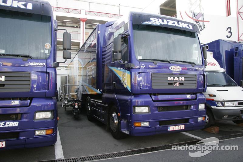 Camion de Suzuki Alstare