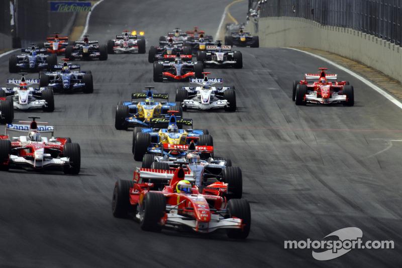 2006 год. Четвертое место Шумахера, стоившее многих его побед