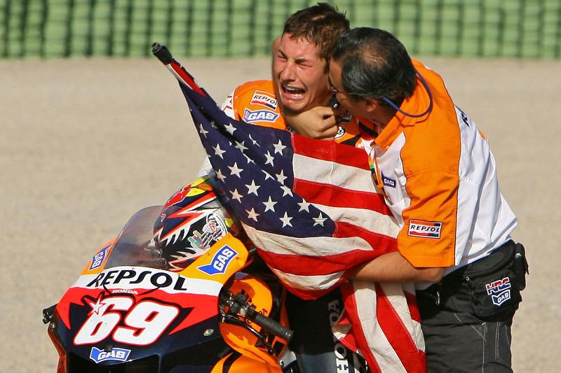 2006 - Nicky Hayden, Repsol Honda Team