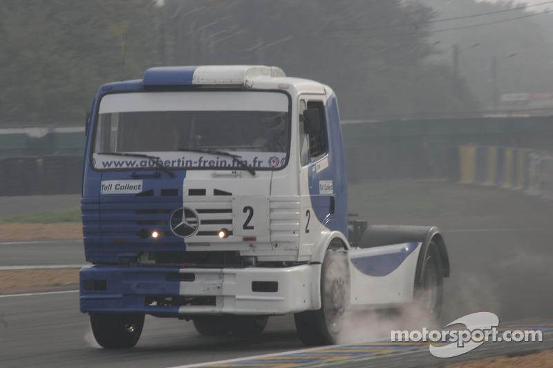 Florian Orsini Mercedes Benz n°2 : Florian Orsini