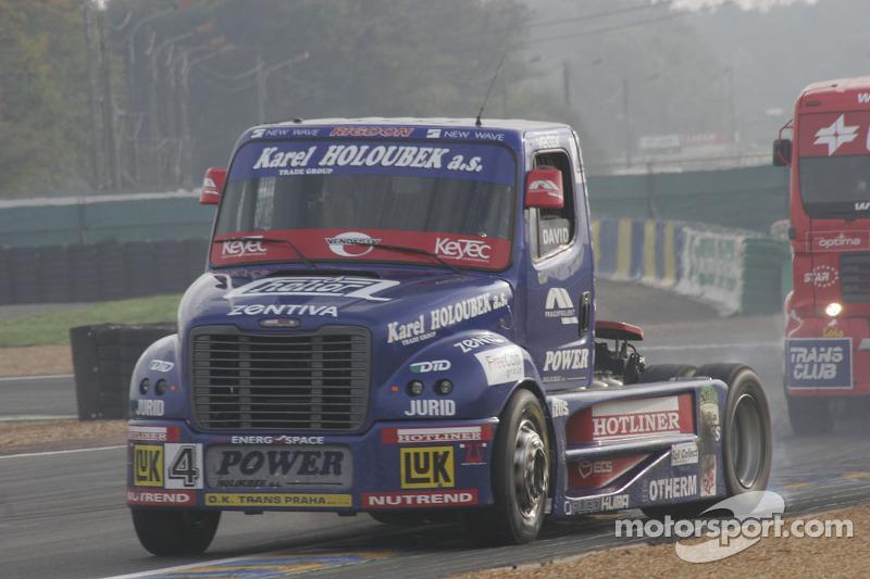 Buggyra Int. Racing System Freightliner n°4 : David Vrsecky