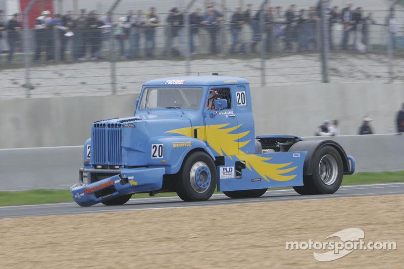 Giuseppe Marciano Scania n°20 : Giuseppe Marciano