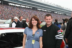 Christi and Justin Labonte