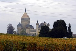 Vuttlens-le-Chateaux where Michael Schumacher, lives at the moment: Chateaux of Vuttlens
