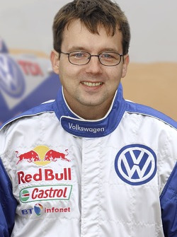 Volkswagen Motorsport presentation: Matthias Kahle