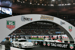 Quarter final: Sébastien Loeb and Nani Roma