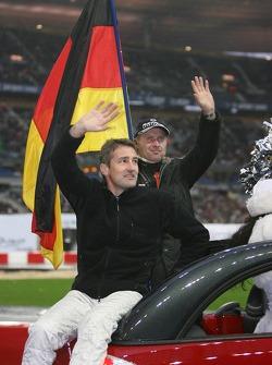 Bernd Schneider and Armin Schwarz