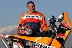 Team Rally Repsol KTM: Giovanni Sala