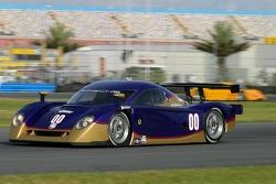 #00 Vision Racing Porsche Crawford: Ed Carpenter, Tomas Scheckter, Tony George, A.J. Foyt IV