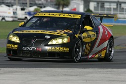 #06 Banner Racing Pontiac GXP: Leighton Reese, Tim Lewis Jr., Johnny O'Connell, Kelly Collins