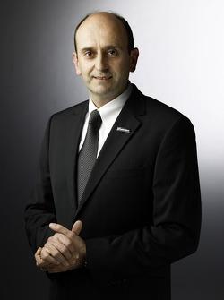 Luca Marmorini, Senior General Co-ordination