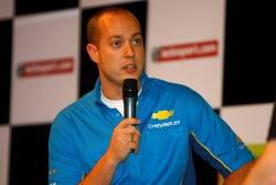Robert Huff, Chevrolet WTCC