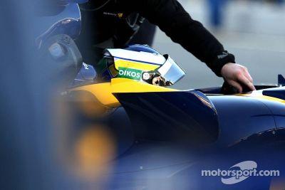 Test à Jerez en janvier