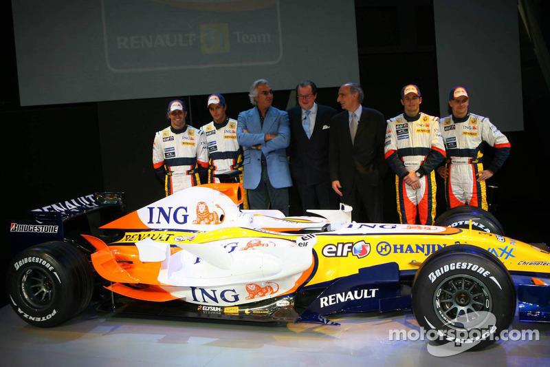 2007:雷诺R27