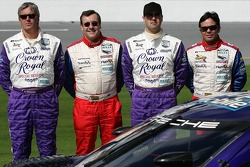 #51 Cheever Racing Porsche Fabcar: Mike Newton, Tommy Erdos, Harrison Brix