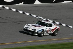 Historic cars at the 24 minutes of Daytona