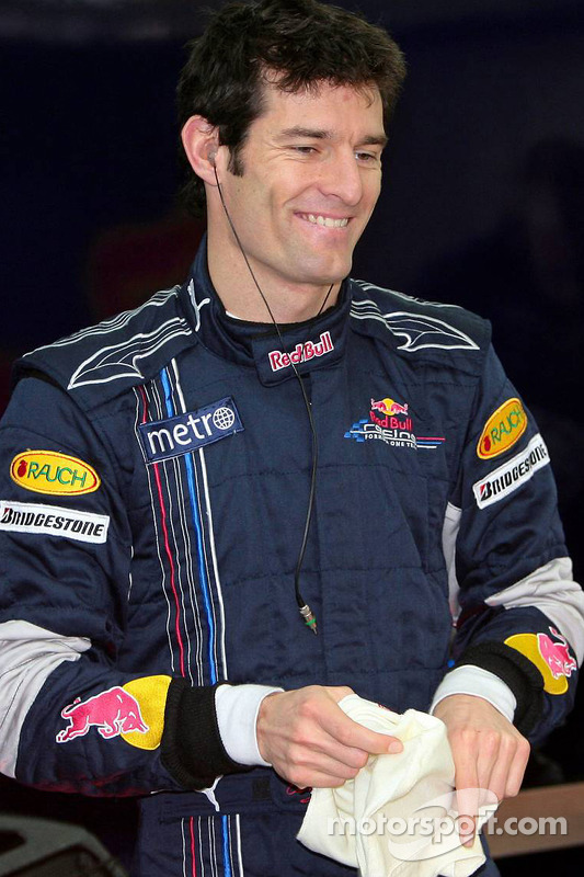 Mark Webber, GP Australia 2007 (13º)