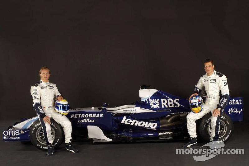2007: Williams Toyota
