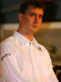Technikdirektor James Key, Spyker-Ferrari
