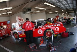 Dodge Dealers UAW Dodge garage area
