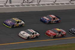 Tim Russell, Brian Conz, Justin Allgaier, Chad McBumbee