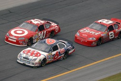 David Ragan, Reed Sorenson, Dale Earnhardt Jr.