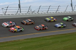 Parade lap of first Gatorade Duel at Daytona