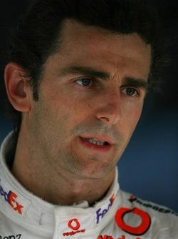 Pedro de la Rosa, Test Driver, McLaren Mercedes
