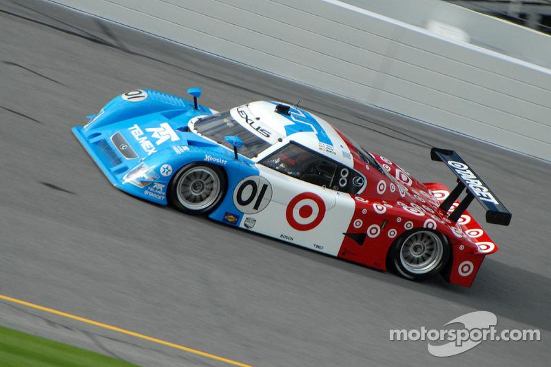 2007: #01 Chip Ganassi Racing, Riley-Lexus
