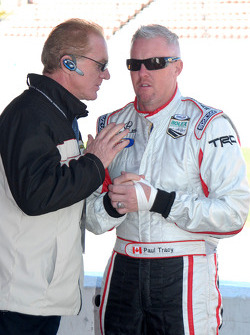 Derek Daly and Paul Tracy