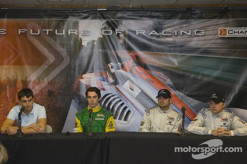 Les débutants en Champ Car