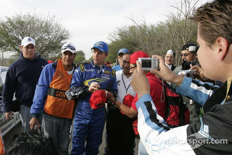 Petter Solberg, Subaru WRT Subaru Impreza 2007 WRC