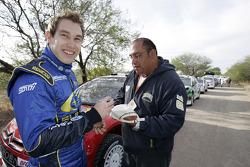 Крис Эткинсон, Subaru WRT Subaru Impreza 2007 WRC