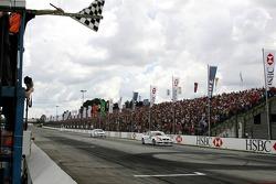 Jorg Muller, BMW Team Germany, BMW 320si WTCC, Wins Race 1