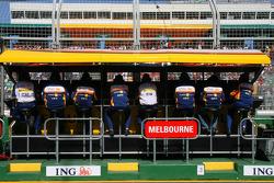 Renault F1 Team, Pit Gantry