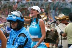 Jeunes femmes Telmex