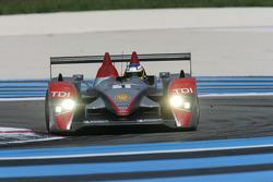 Paul Ricard Audi endurance test
