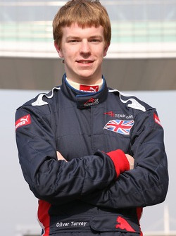 Oliver Turvey, Driver of A1 Team Great Britain