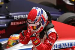 Nicolas Lapierre (FRA, DAMS) race winner