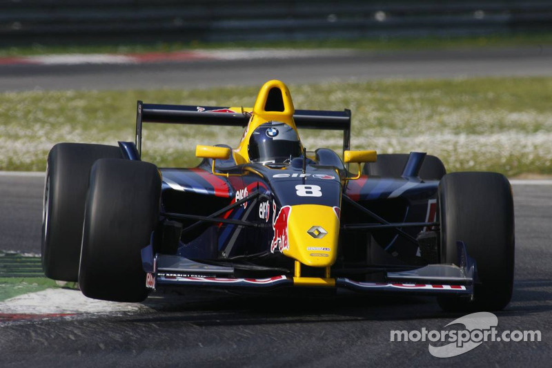 Sebastian Vettel (2006-07)