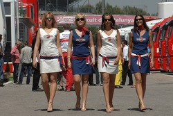 Martini Girls