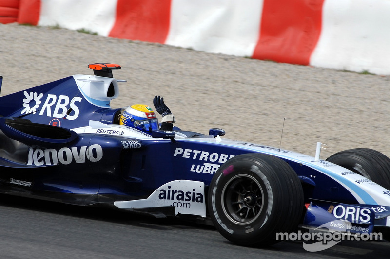 Гонка 22. Гран При Испании 2007 года