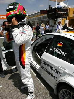 Jorg Muller, BMW Team Germany, BMW 320si WTCC