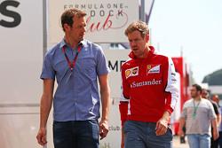 Александр Вурц, наставник пилотов Williams и Себастьян Феттель, Ferrari