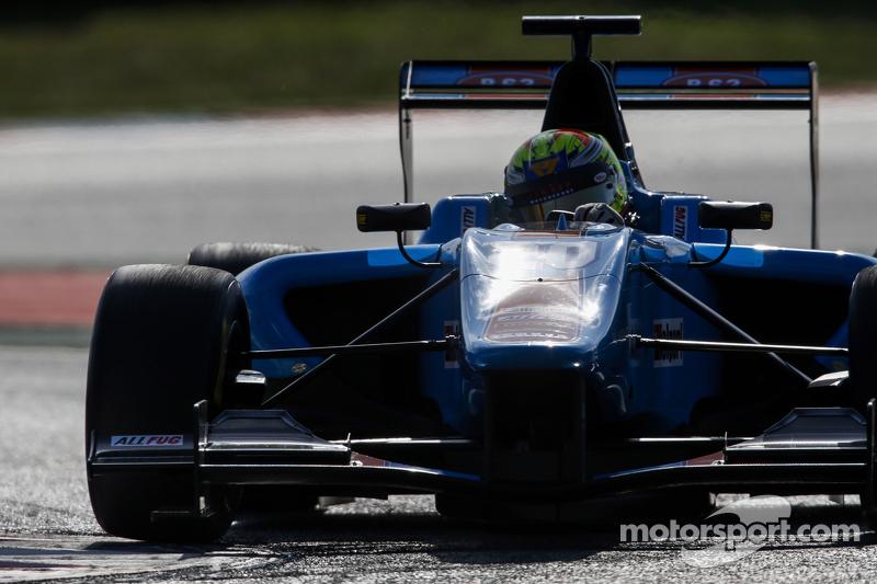Barcelone - Pal Varhaug, Jenzer Motorsport