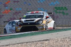 Jose Monroy, Seat Leon, Veloso Motorsport
