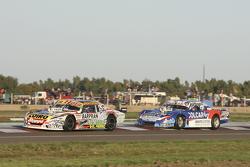 Sergio Alaux, Coiro Dole Racing, Chevrolet, und Matias Rodriguez, UR Racing, Dodge