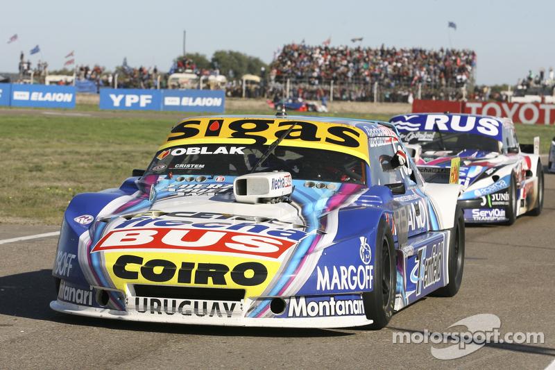 Маурісіо Ламбіріс, Coiro Dole Racing Torino та Габріель Понсе де Леон, Ponce de Leon Competicion Ford